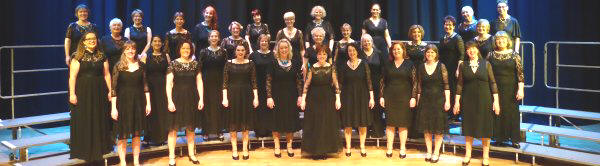 Vocal Dimension - A women's a cappella four part harmony chorus